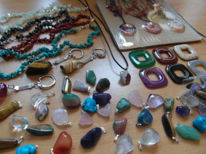 Dárky - Kamenné šperky