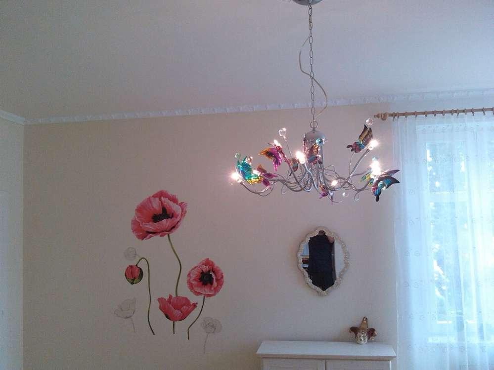 Květinová ložnice 2