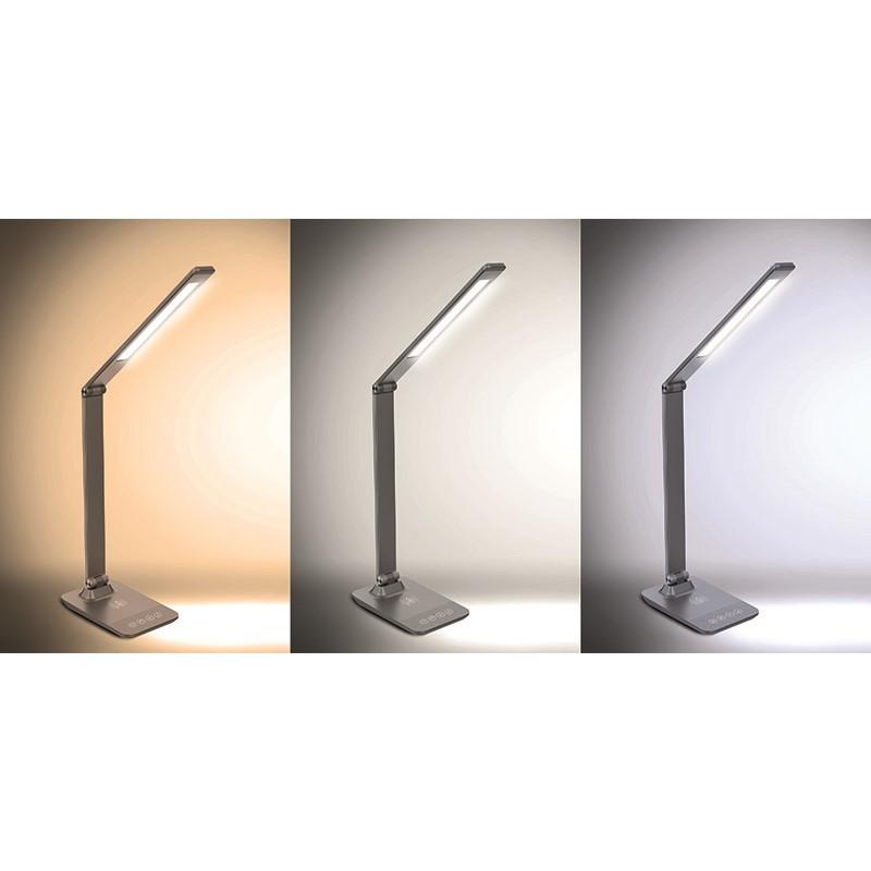 Solight LED stmívatelná lampička s bezdrátovým nabíjením